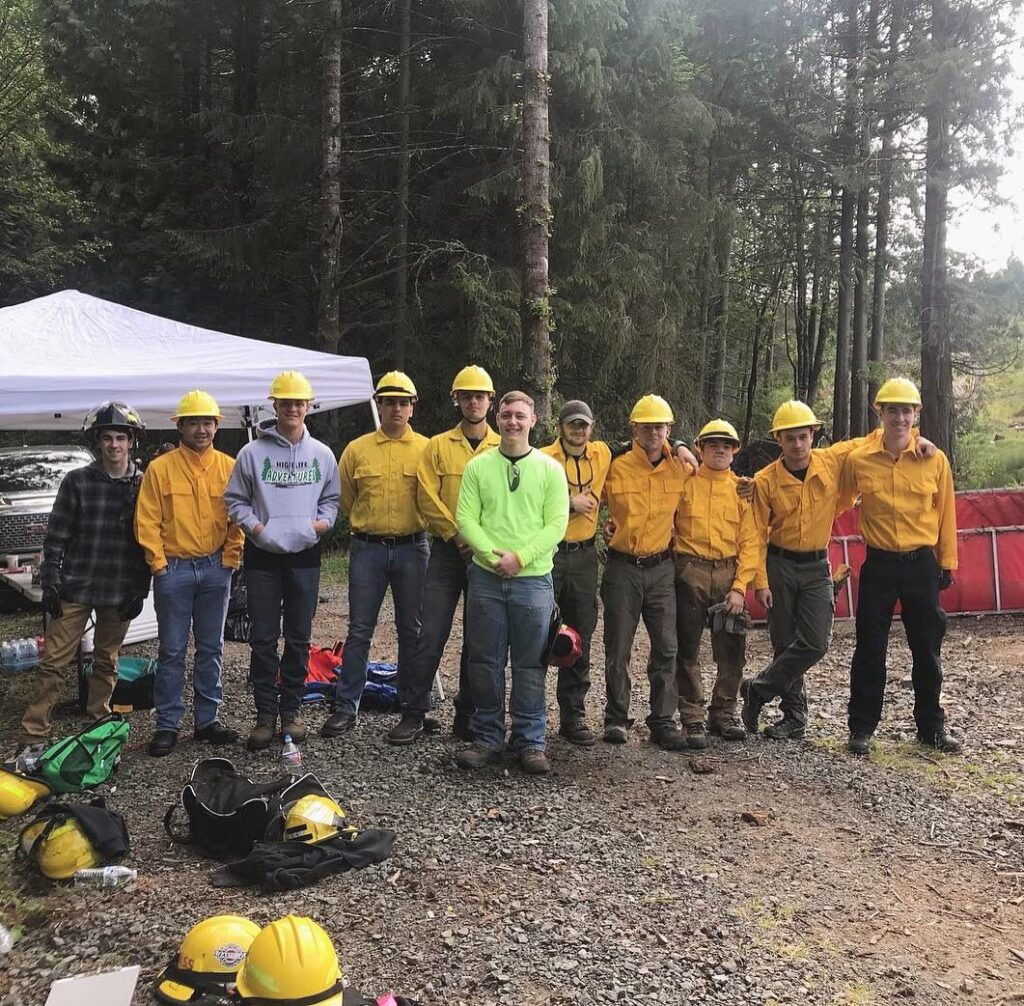 wildland firefighting red card incident qualification